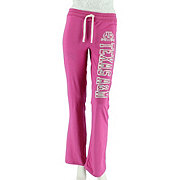 Texas A&M Women's Full Length Straight Leg Pants