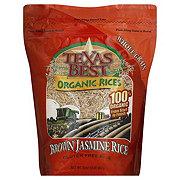 Texas Best Organic Brown Jasmine Rice
