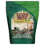 Texas Best Organic White Jasmine Rice