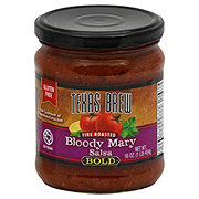 Texas Brew Bold Bloody Mary Salsa