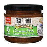Texas Brew Pear Cinnamon Confit