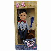 Texas Girl Houston Rodeo Doll - Brunette