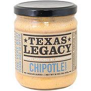 Texas Legacy Chipotle Queso Medium