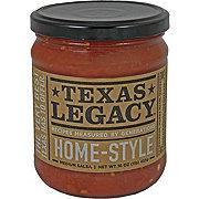 Texas Legacy Homestyle Salsa