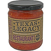 Texas Legacy Salsa Restaurant Style Medium