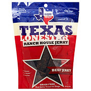 Texas Lone Star Beef Jerky Treats