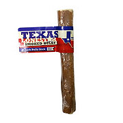 Texas Lone Star Smoked Bully 6 inch Bully Stick