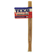 Texas Lone Star Smoked Bully 9 Inch Bully Stick