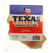Texas Lone Star Smoked Pig Ears