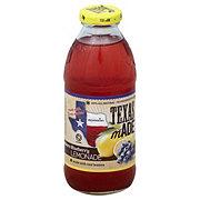 Texas Made Brownsboro Blueberry Lemonade