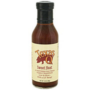 Texas Q Sweet Heat BBQ Sauce