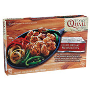 Texas Quail Farms Boneless Quail Breast Medallions