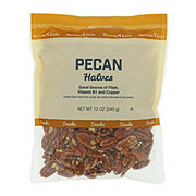 Texas Star Nut Large Pecan Halves