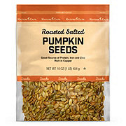 Texas Star Nut Roasted Salted  Pumpkin Seeds