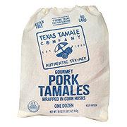 Texas Tamale Company Gourmet Pork Tamales