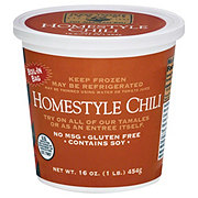 Texas Tamale Company Homestyle Chili
