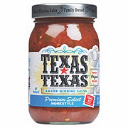 Texas-Texas Premium Select Hot Salsa