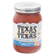 Texas-Texas Premium Select Medium Salsa