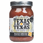 Texas-Texas Roasted Addiction Medium Salsa