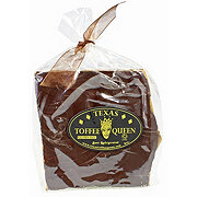 TEXAS TOFFEE QUEEN Dark Chocolate Toffee