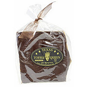 TEXAS TOFFEE QUEEN Dark Espresso Toffee