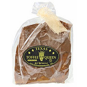 TEXAS TOFFEE QUEEN Milk Chocolate Toffee
