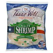 Texas Wild Raw Peeled Wild Gulf Shrimp