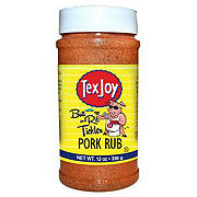 TexJoy Butt and Rib Tickler Pork Rub