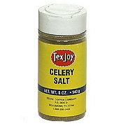 TexJoy Celery Salt