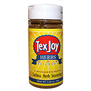 TexJoy duBeaumount Saltless Herb Seasoning