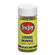 TexJoy Lemon Pepper
