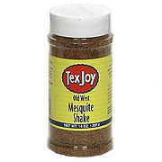 TexJoy Old West Mesquite Shake