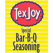 TexJoy Special Bar-B-Q Seasoning