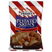 TGI Fridays Cheddar & Bacon Potato Skins