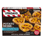 TGI Fridays Cheddar & Bacon Potato Skins