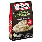 TGI Fridays Creamy Parmesan Mashed Potatoes with Crispy Panko