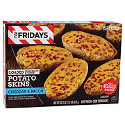 TGI Fridays Loaded Potato Skins Cheddar & Bacon