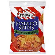 TGI Fridays Sour Cream & Onion Potato Skins