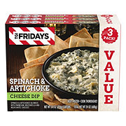 TGI Fridays Spinach And Artichoke Cheese Dip