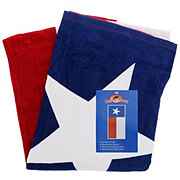 The Beach Collection Texas Flag Beach Towel