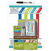 The Board Dudes Chore Chart Magnetic Dry-Erase Board