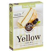 The Cake Doctor's Mix Simply Yellow Cake Mix