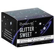 The Creme Shop Glitter Sweet Black Mask