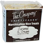 The Crispery Crispery Caramel Cream