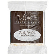 The Crispery Crispycakes Fruity Ringlets Marshmallow Rice Treats