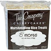 The Crispery Crispycakes Smores Marshmallow Rice Treats