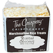 The Crispery Crispycakes, Toasted Coconut