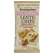 The Daily Crave Himalayan Sea Salt Lentil Chip