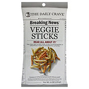 The Daily Crave Veggie Sticks