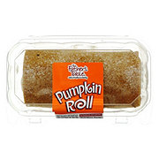 The Father's Table Pumpkin Cake Roll